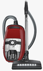 Miele Blizzard Cx1 Bagless Canister Vacuum Full Lineup