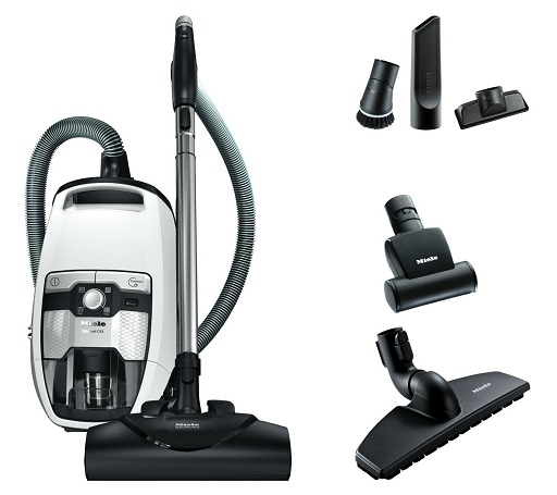 Miele Blizzard CX1 Bagless Canister Vacuum – Full Lineup Comparison
