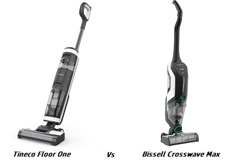Tineco Floor One Vs Bissell Crosswave Max